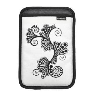 Beau noir housses pour iPad mini
