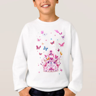 Beau papillon d'infini sweatshirt