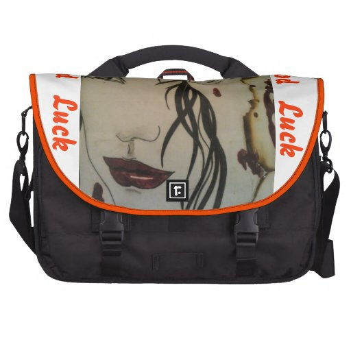 Beau sac d'ordinateur portable de Rickshaw Sac Ordinateurs Portables