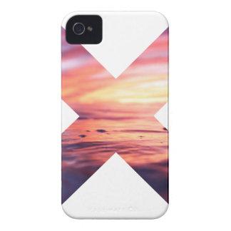Beau signe du paysage X Coque iPhone 4