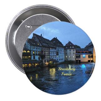 Beau Strasbourg, France Badges