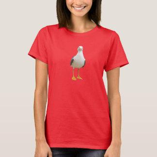 Beau T-shirt de mouette