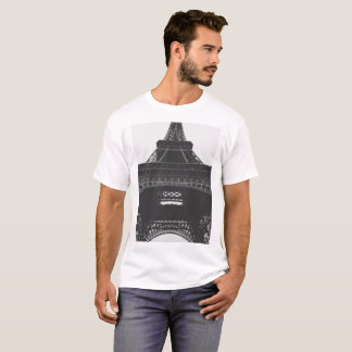 Beau T-shirts de Tour Eiffel