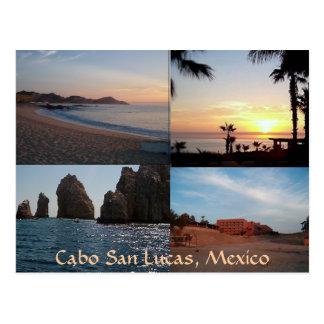 Beaucoup de scènes de carte postale de Cabo