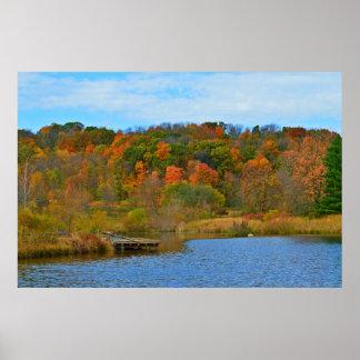 Beauté d'automne poster