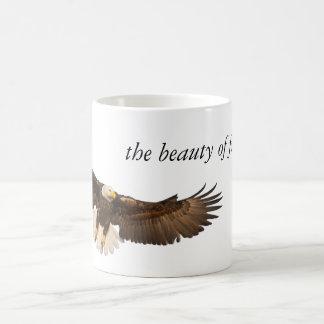 Beauté de la liberté Eagle Mug
