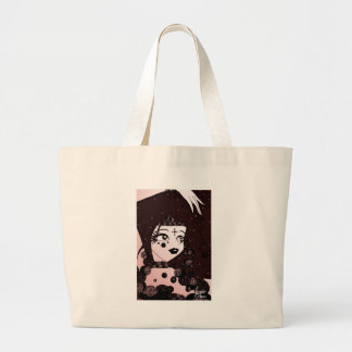 Beauté de perle grand tote bag