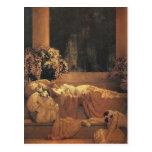 Beauté de sommeil, Maxfield Parrish Cartes Postales