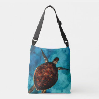 Beauté de tortue de mer sac