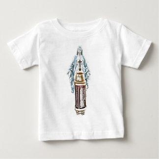 Beauté d'esprit : Vierge et croix T-shirts