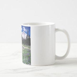 Beauté saisonnière de parc plus pluvieuse mug