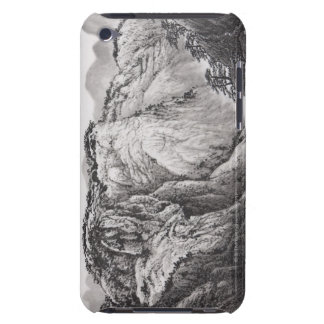Beaux-arts chinois chinois traditionnel coques iPod touch