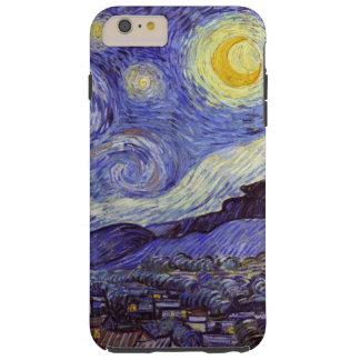 Beaux-arts de cru de nuit étoilée de Vincent van Coque Tough iPhone 6 Plus