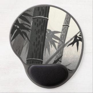 Beaux-arts de Japonais de bambou et de Sun de Toku Tapis De Souris En Gel