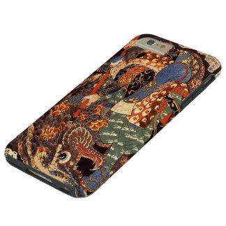 Beaux-arts de Japonais de Miyamoto Musashi Coque Tough iPhone 6 Plus