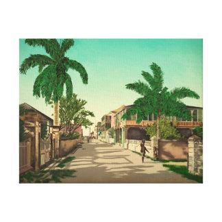 Beaux-arts de Nassau, Bahamas Toile