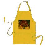 Beaux-arts du mûrier de Van Gogh (F637) Tablier