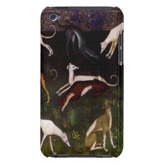 Beaux-arts médiévaux de lévriers coque iPod Case-Mate