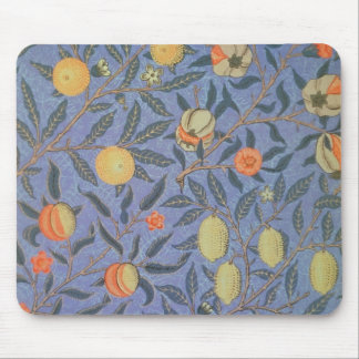 Beaux-arts vintages floraux de grenade de William Tapis De Souris