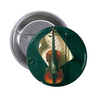 Beaux-arts vintages, la vieille de violon toujours badge
