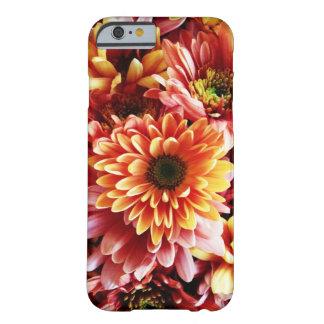 Beaux cadeaux de conception de bouquet floral coque barely there iPhone 6