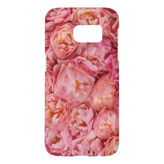 Beaux petits roses coque samsung galaxy s7