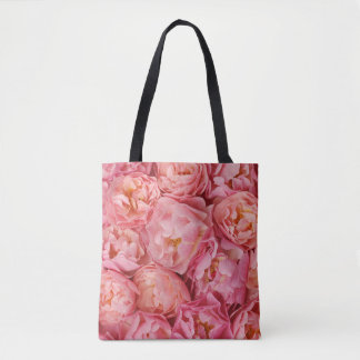 Beaux petits roses sac