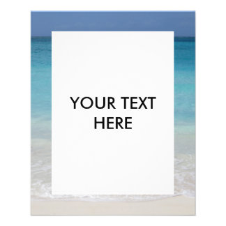 Beaux Turcs de la plage et photo de la Caïques Tract Customisé