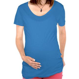 Bébé à l'intérieur t-shirts grossesse