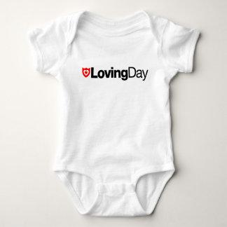 Bébé affectueux de jour body