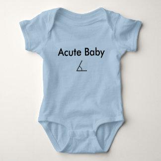 Bébé aigu body
