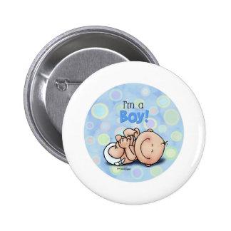 Bébé Badge Rond 5 Cm