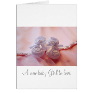 Bébé Carte De Vœux