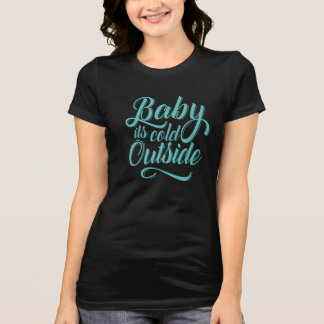 Bébé c'est T-shirt extérieur froid
