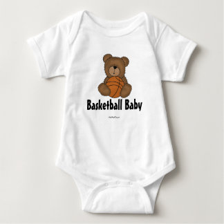 Bébé de basket-ball body