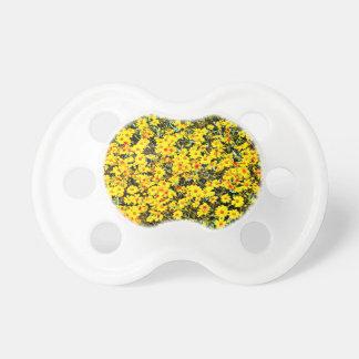 Bébé de fleur sauvage 0-6 mois de tétine