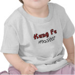 Bébé de Kung Fu T-shirts
