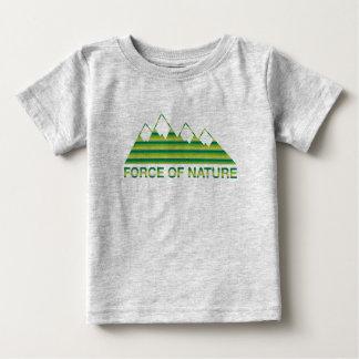Bébé de nature t-shirt pour bébé