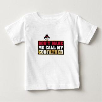 Bébé de parrain t-shirt pour bébé