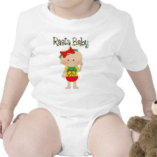 Bébé de Rasta Barboteuse