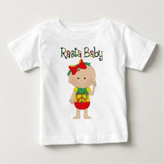Bébé de Rasta T-shirt Pour Bébé