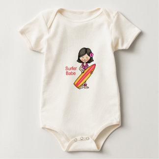 Bébé de surfer body