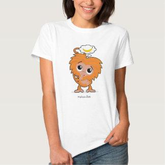 Bébé de Tamarin - le T-shirt des femmes de poupée