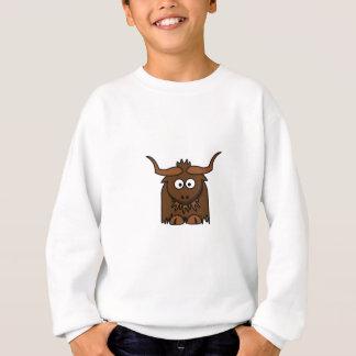 bébé de yaks sweatshirt