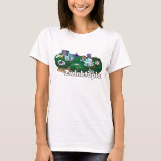 Bébé de Zwinktopia - poupée T-shirt