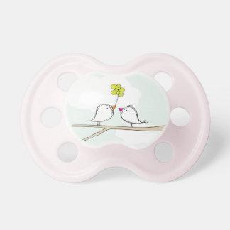 Bébé d'oiseaux 0-6 mois de tétine de BooginHead®