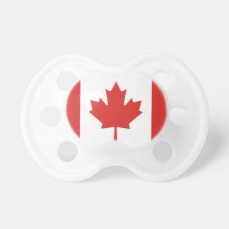 Bébé Drapeau-Patriotique canadien Tétine
