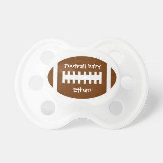 Bébé du football 0-6 mois de tétine de BooginHead®