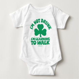 Bébé irlandais - je ne suis pas ivre… body