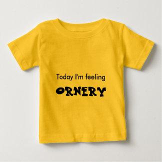 Bébé méchant T T-shirt Pour Bébé